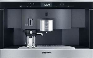 Miele Einbau Kaffeevollautomat : miele einbau kaffeevollautomat cva 6431 vs elektro ~ Michelbontemps.com Haus und Dekorationen