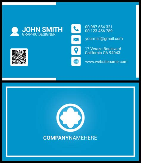 graphic design business card freedownloadpsdcom