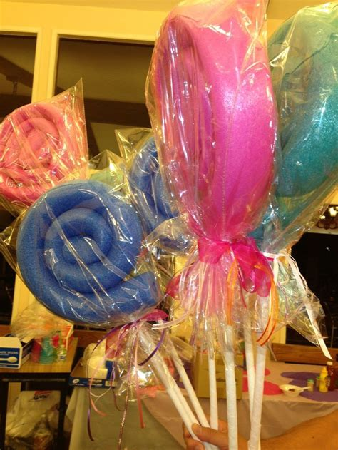 diy giant candy decorations bing images prom