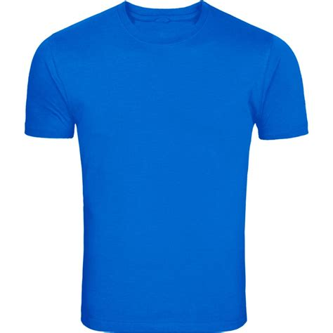 kaos print biru blue t shirt the clothing