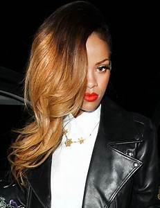 Rihanna Ombre Hair Color | New Style for 2016-2017