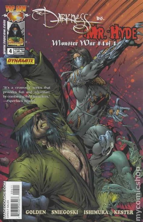 comic books  top  monster war