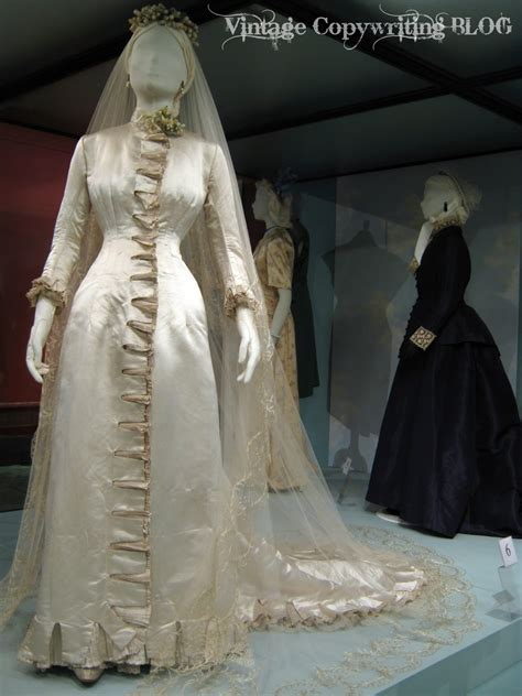 The Steampunk Victorian Wedding Dress