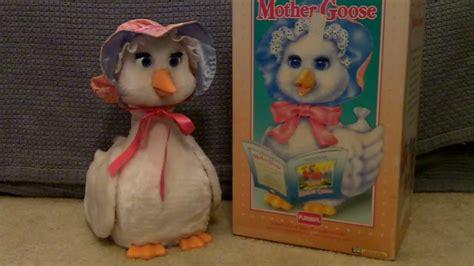 Playskool Talking Mother Goose