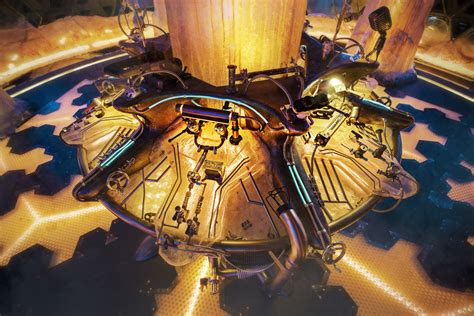 11th Doctor Tardis Interior by Photos The New Tardis Interior Blogtor Who