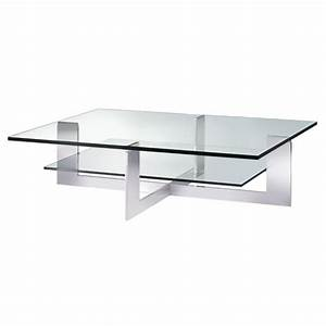 Small glass and chrome coffee table shapeyourmindscom for Small glass and chrome coffee table