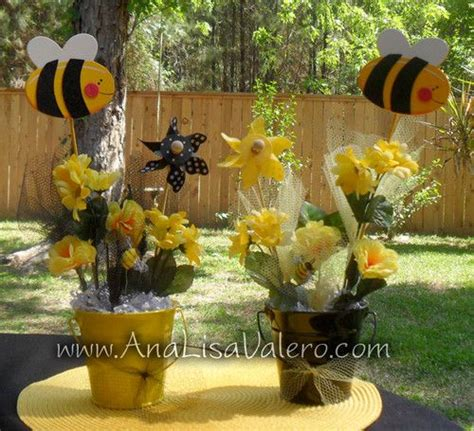 Bumble Bee Centerpiece Ideas  Bing Images