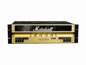 Marshall 9200 Monoblock Power Amp Reviews  U0026 Prices
