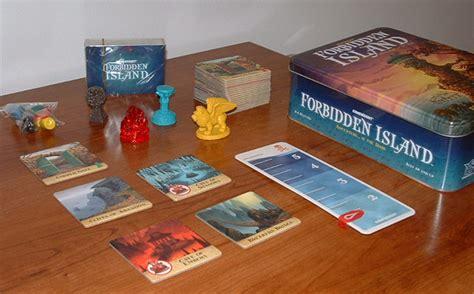 loving forbidden island    tabletop