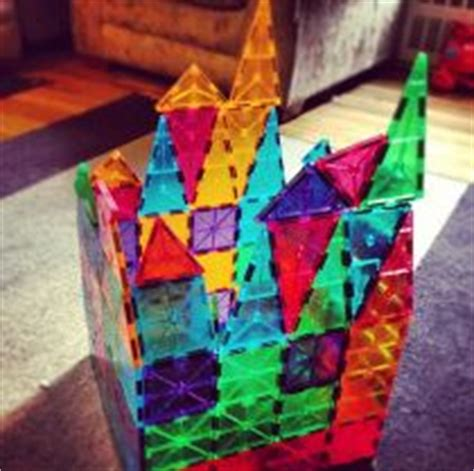 magna tiles shaped building ideas build a replica of the magna tiles or challenge magna