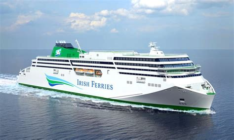 Boat Service Dublin by Ferries Chooses W B Yeats As Name For New Ferry