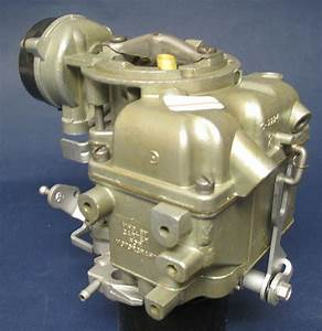 1975 Ford Mercury Granada Maverick 250 Carter 1bbl Yfa Reman Carburetor 64