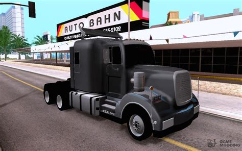 Griswold Truck For Gta San Andreas
