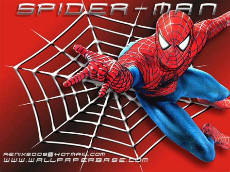 Spiderman Cartoon Wallpapers  Wallpaper Cave