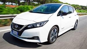 Nissan Leaf 2018 60 Kwh : nissan leaf e plus 60 kwh di prestazioni e autonomia extra ~ Melissatoandfro.com Idées de Décoration