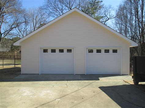 Custom Garages And Carports  Stratton Exteriors Nashville
