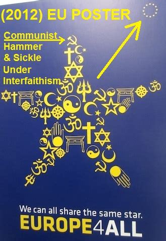 holy roman empire rules today eu official tower babel poster printed vatican calls