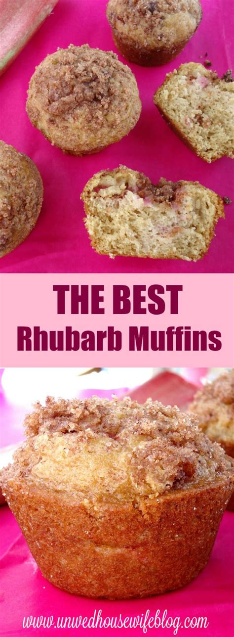 Best Rhubarb Recipes by 25 Best Ideas About Rhubarb Muffins On Easy