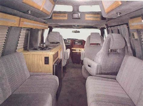 Best Family Vans Remember When Practically Every Family Had A Conversion