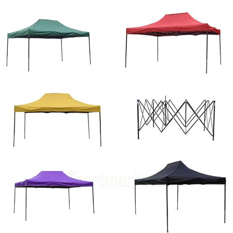 commercial pop wedding party tent folding gazebo beach car canopy ebay