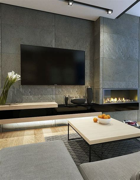 Modern Living Room Wall Ideas by Creative And Modern Tv Wall Mount Ideas For Your Room