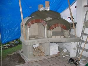 Mauer Aus Betonfertigteilen : pizzaofen selber bauen eine bauanleitung ~ Markanthonyermac.com Haus und Dekorationen
