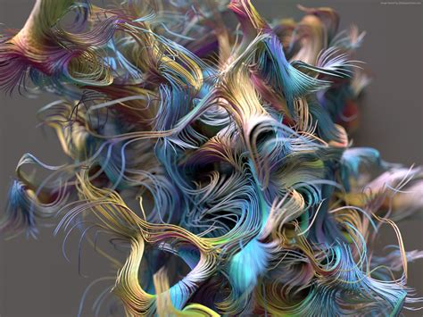 Wallpaper abstract, iPhone wallpaper, 4k, 5k, lines, 3D