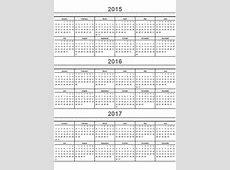 Home Life Weekly » Printable Calendar 2015 Home Life Weekly