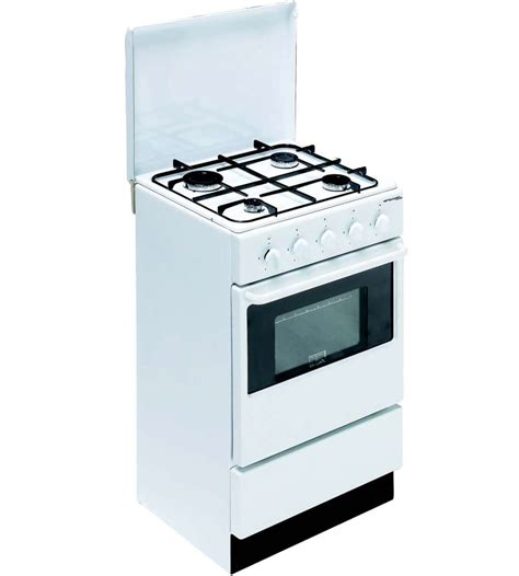 Cucina 4 Fuochi A Gas  Bi910yan Bianca
