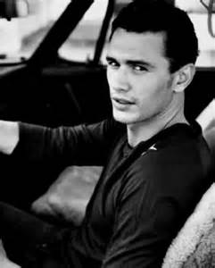James Franco Black and White