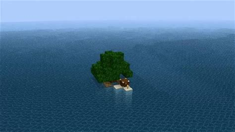 minecraft survival ocean map    youtube