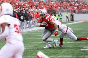 Football  Ruckert Showcases Receiving Potential For Ohio