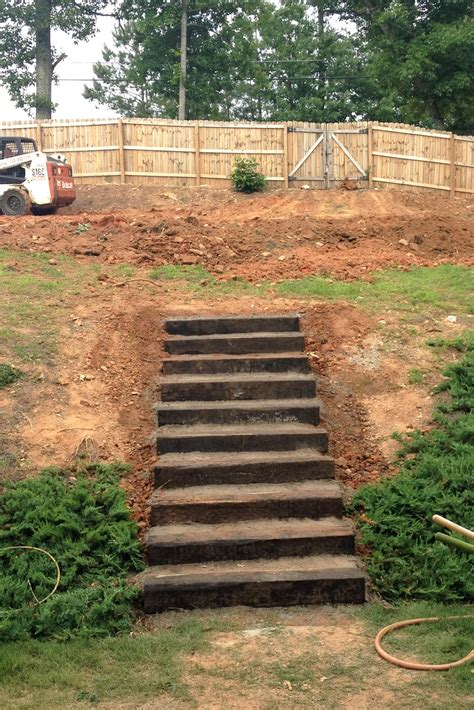 counting courseys outdoor stairs update