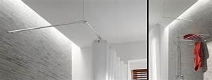 Gardinenstange über Eck : duschvorhangstangen duschvorh nge phos marken ~ Michelbontemps.com Haus und Dekorationen