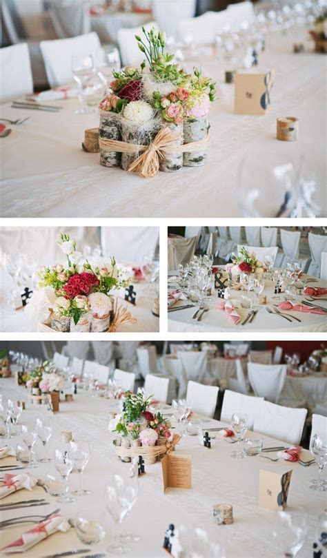 natural wedding decor decoration de mariage nature