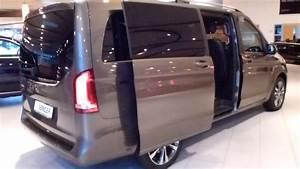 Viano Amg 2017 : 2017 mercedes v 250d exterior interior 190 hp 206 km h 128 mph playlist youtube ~ Gottalentnigeria.com Avis de Voitures