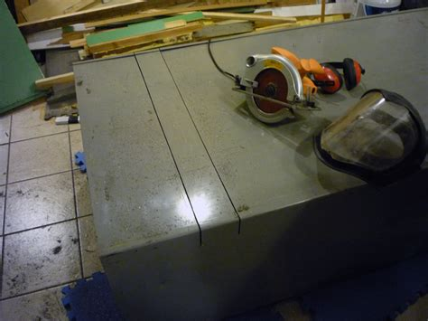 table mounted jig