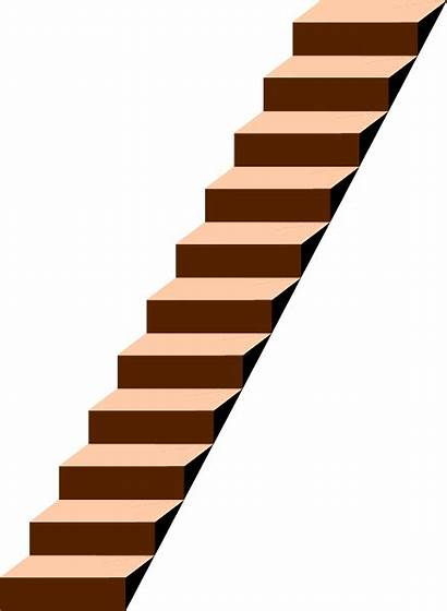 Stairs Clip Clipart Stairway Staircase Vector Stair