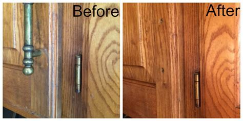 Get Grease Off Kitchen Cabinets   Easy and Naturally