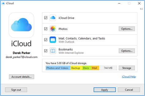 how to upload photos from iphone to icloud set up and use icloud for windows apple support