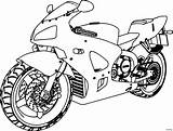Coloring Bike Pages Mountain Quad Motorcycle Davidson Harley Police Printable Honda Drawing Dirt Racing Print Downhill Bicycle Riding Getcolorings Bikes sketch template