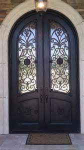 custom wrought iron doors doors by design