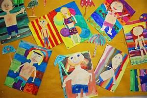 Basteln Sommer Grundschule : kunstunterricht in der grundschule kunstbeispiele f r klasse 1 bis 6 136s webseite basteln ~ Frokenaadalensverden.com Haus und Dekorationen