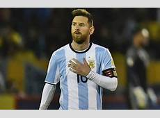 Messi can win 2018 World Cup for Argentina – Gallardo