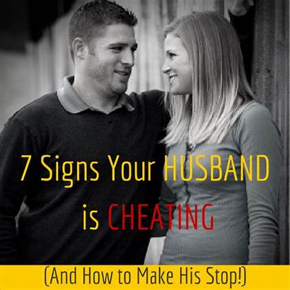 Cheating Husband Signs Stop Marriage Him He