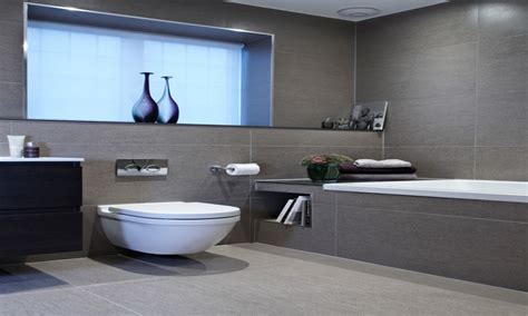 Badezimmer Fliesen Ideen Grau by Gray Bathroom Tile Grey Tile Bathrooms Grey