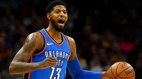 paul george la homecoming transcends  business