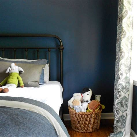 Bedroom Color Schemes With Blue by Benjamin Deusen Blue Navy Paint Color Schemes