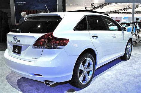 toyota venza concept  specs cars review