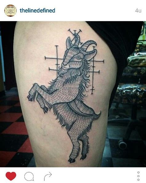 25 Best Goat Tattoos Images On Pinterest  Goats, Tattoo
